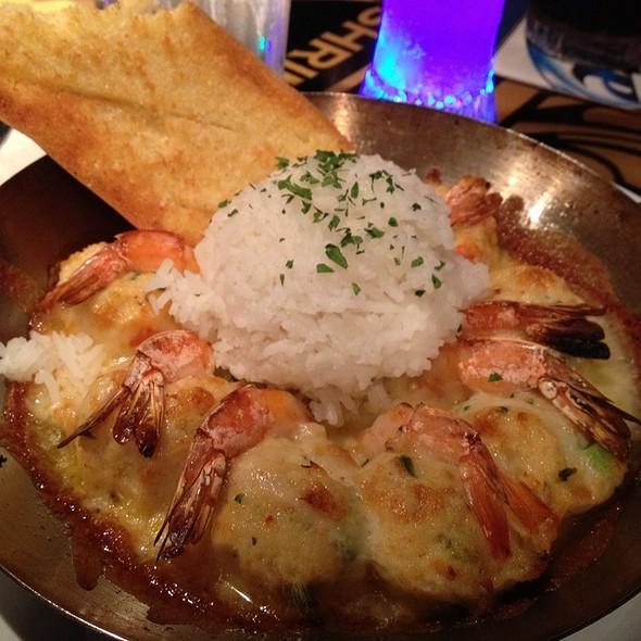 Stuffed Shrimp @ Bubba Gump Shrimp Co.