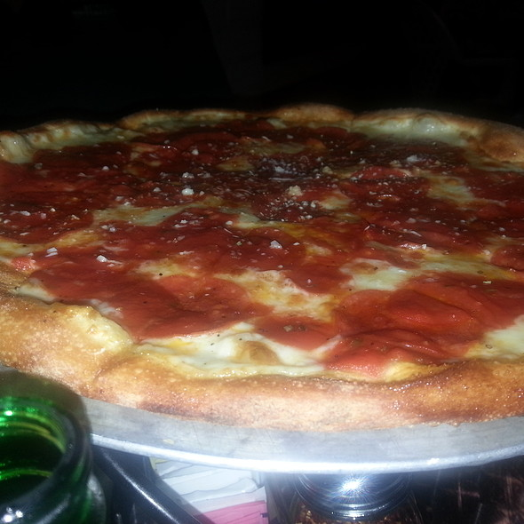 Pepperoni Pizza @ Esposito's Coal Fire Pizza Cucina & Bar