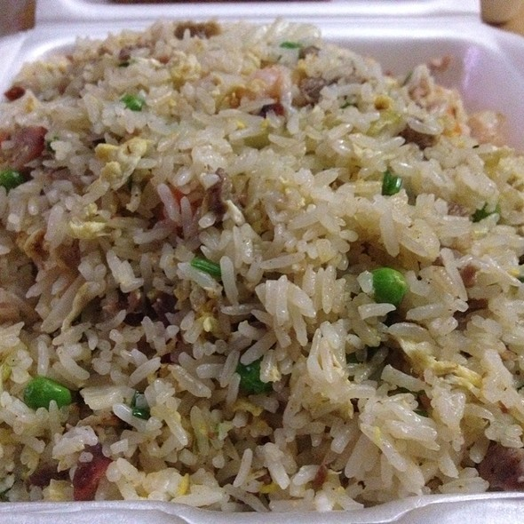 First Chinese BBQ Menu - Plano, TX - Foodspotting Young Chow Fried Rice