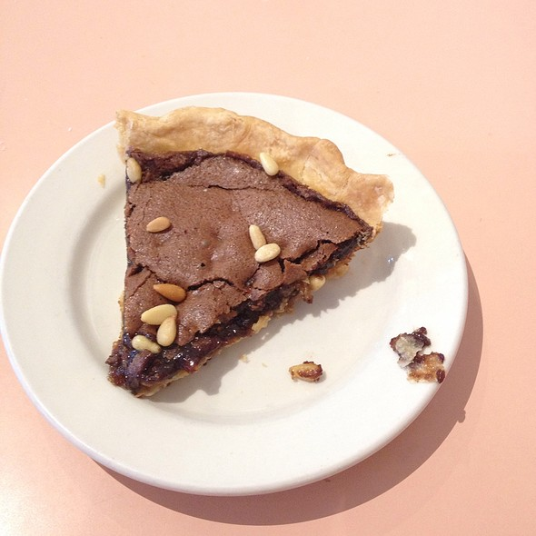 Chocolate And Chile Pie @ Pie-O-Neer Cafe