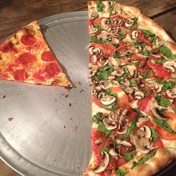 Pizza @ Pizza Foundation