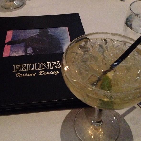 Margarita - Fellini's Ristorante, Las Vegas, NV