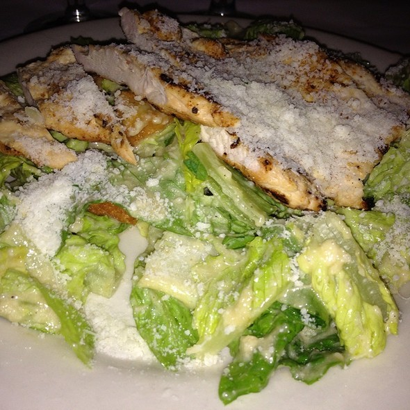 Chicken Caesar Salad - Fellini's Ristorante, Las Vegas, NV