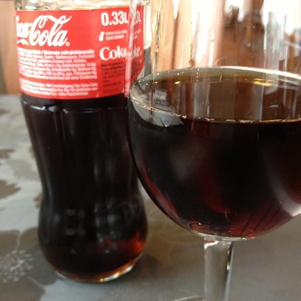 Coca Cola @ Pizzeria Salentina 3
