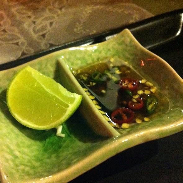 น้ำปลาพริก | Fish Sauce And Chilli