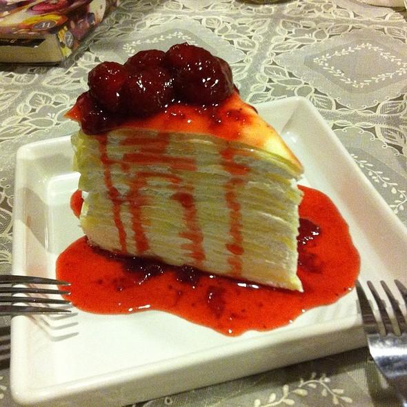 เครปเค้ก | Crepe Cake