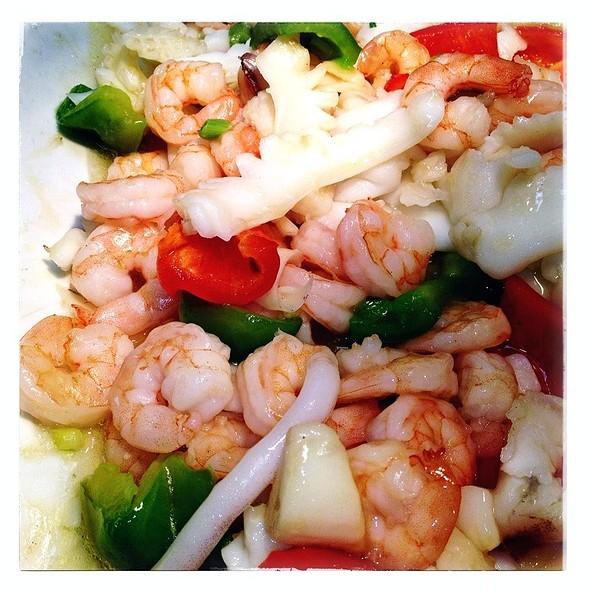 X.O. Shrimp @ Hokkaido Seafood Buffet