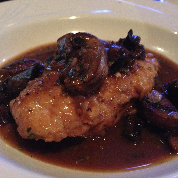 Chicken Marsala - The Fire, North Providence, RI