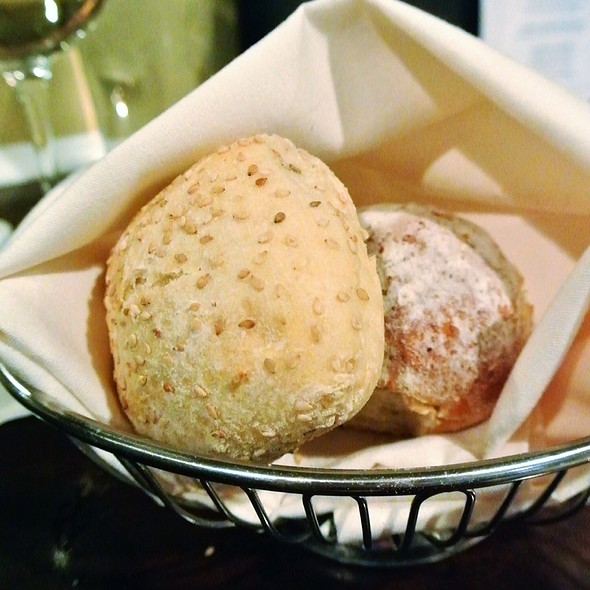 Bread Basket - Creed's Seafood & Steaks, King of Prussia, PA