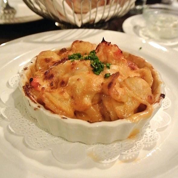 Lobster Mac 'N Cheese - Creed's Seafood & Steaks, King of Prussia, PA