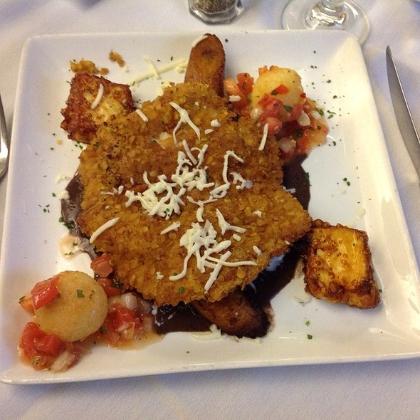 Pollo Empanizado - Rudy & Paco Restaurant & Bar, Galveston, TX