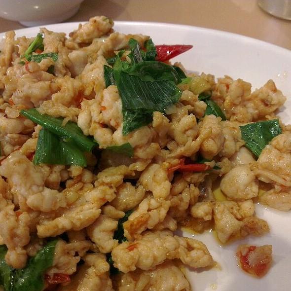 Fried Spicy Chicken Breast @ 麗江