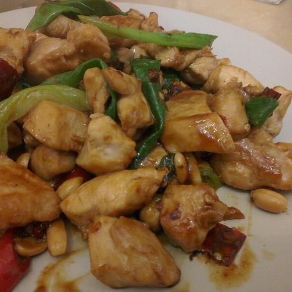Homemade Kung Pao Chicken @ Home