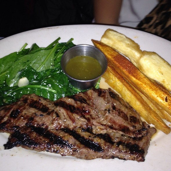 Skirt Steak @ Bogota Latin Bistro