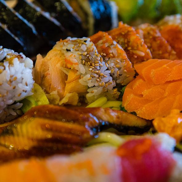 Sushi @ Ichiban Japanese Restaurant