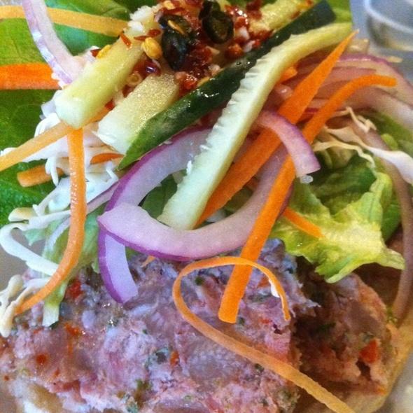 Hogshead Banh Mi @ Mimi's Seafood-Italian Restaurant