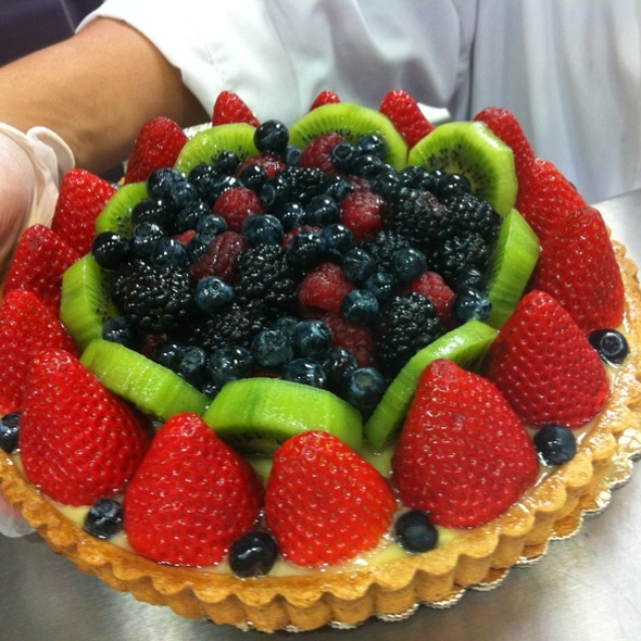 Fruit Tart Cake Whole Foods