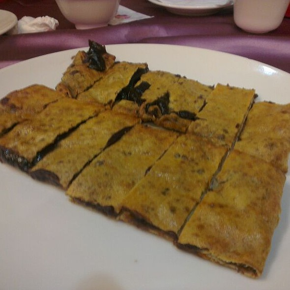 Red Bean Pancake @ 銀翼餐廳