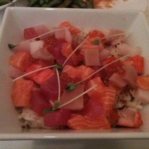 Chirashi @ Doma Japanese Restaurant