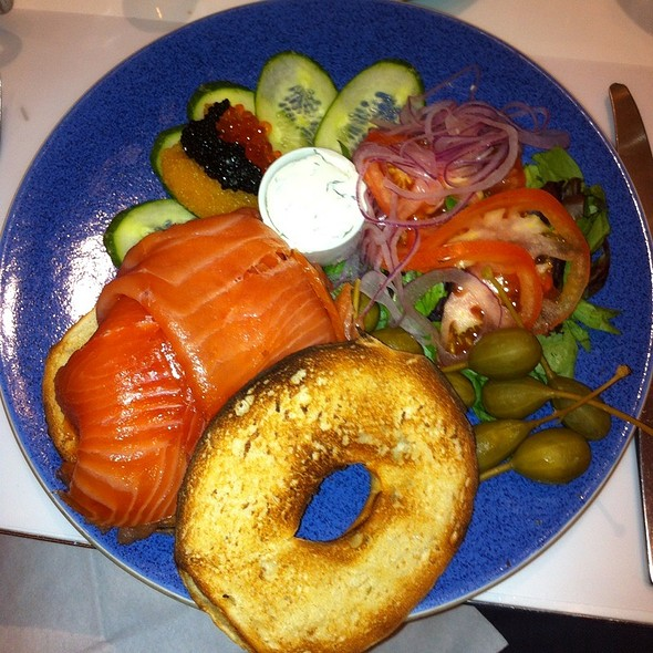 Lox And Lox Of Bagel - Norma's, New York, NY