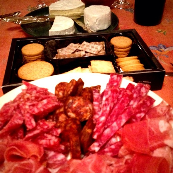 Cheese & Crackers @ A Friends Place