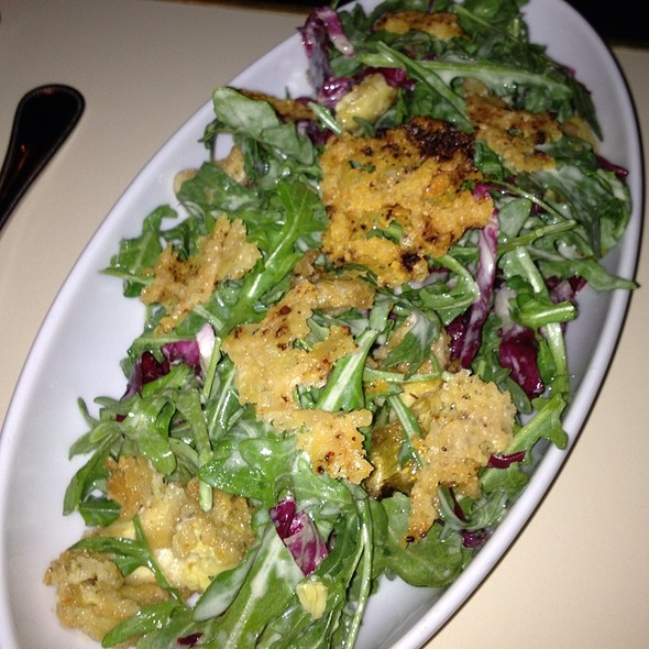 Fried Artichoke Salad - Lexington Brass, New York, NY