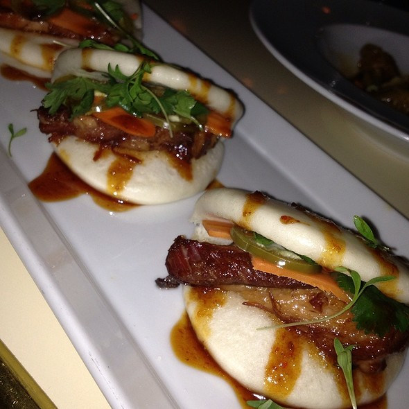 Pork Belly Buns - Lexington Brass, New York, NY