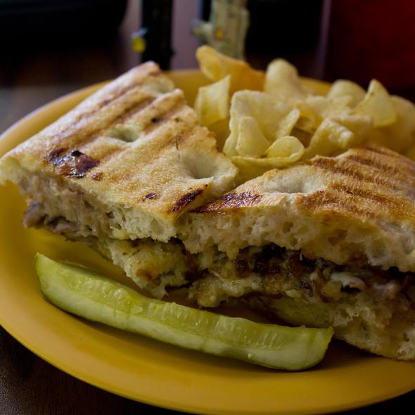 Roast Beef Sandwich @ Baked With Love