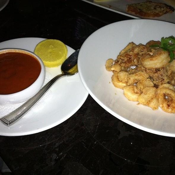 Fried Shrimp And Calamari - Panevino Restaurant, Las Vegas, NV