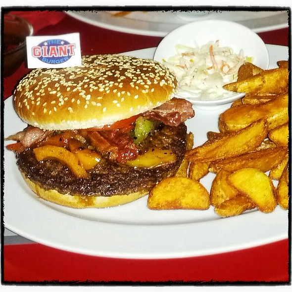 American diner durlach menu karlsruhe foodspotting for Burger karlsruhe