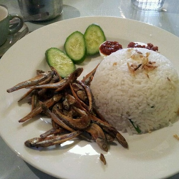 Nasi Lemak @ Indonesian Kitchen