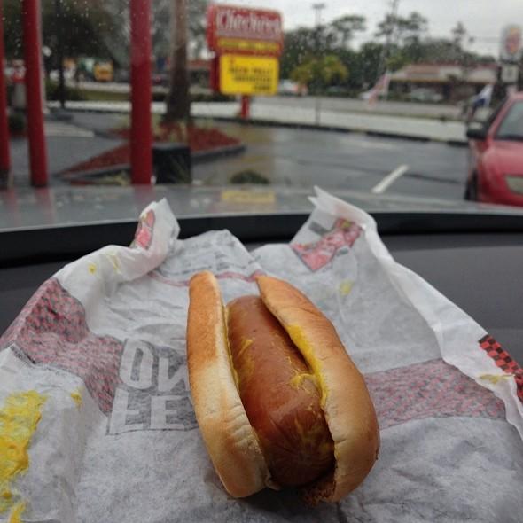 Smokin' Sausage @ Checkers