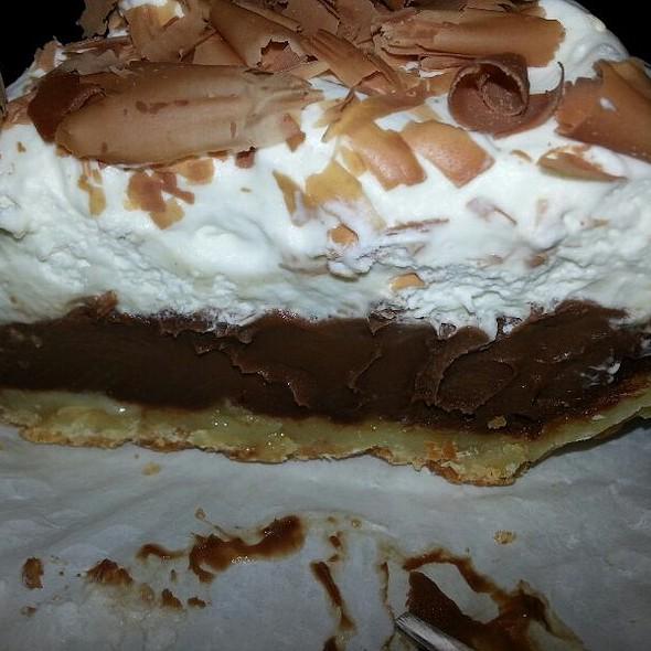 Chocolate Cream Pie @ Flour Bakery