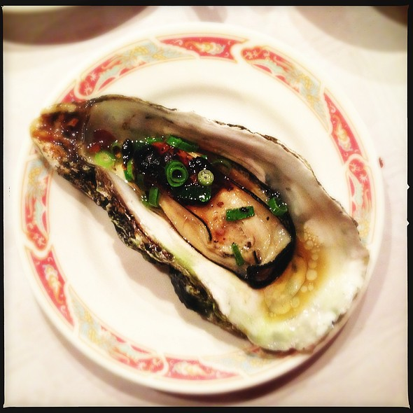 Chinese style Oyster - 牡蛎