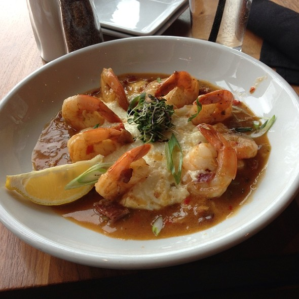 Shrimp and Grits - Park Tavern - Rosemont, Rosemont, IL