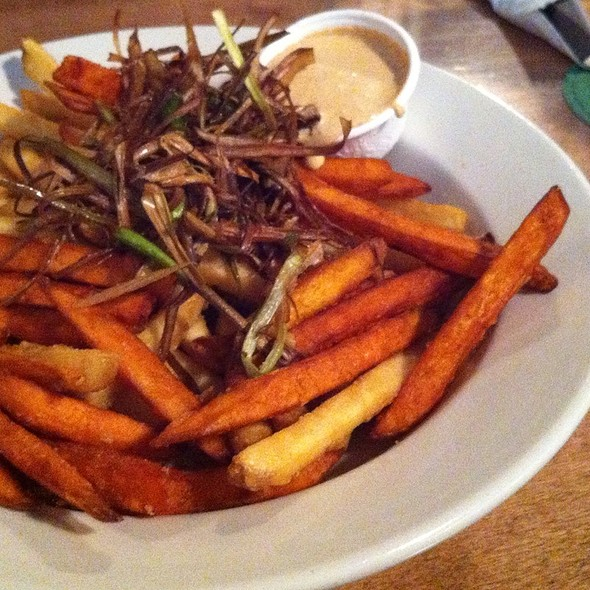 Trice Fries @ Victory Brewing Co