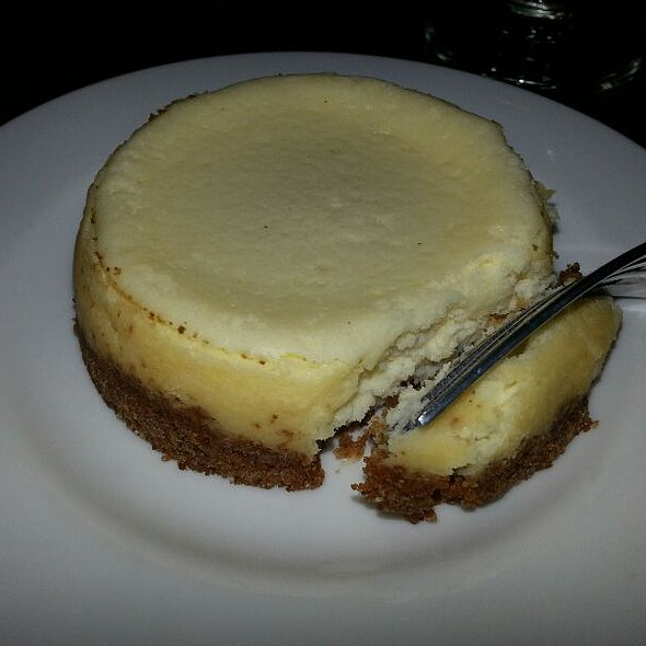 Goat Cheesecake @ Muss & Turner's Inc