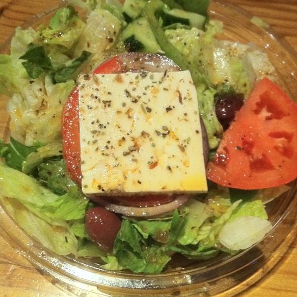 Greek Salad @ Niko Niko's