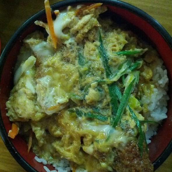 Katsudon @ Kintaro Restaurant