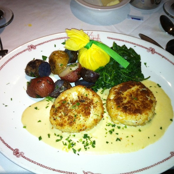Crab Cakes - Cape Cod, Chicago, IL
