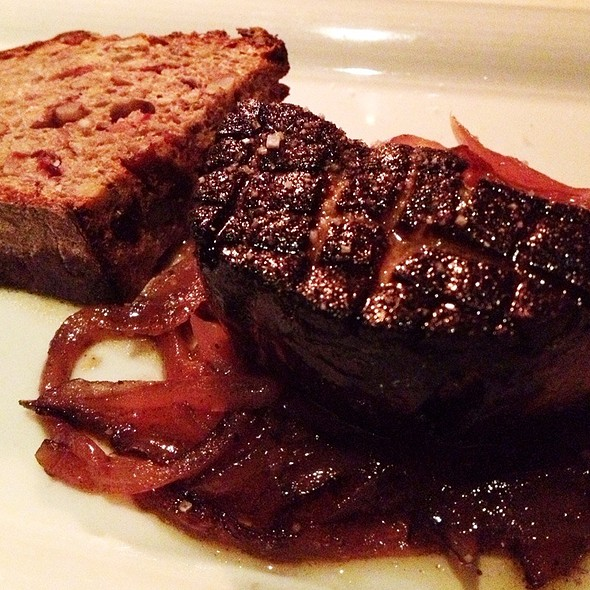 Seared Foie Gras - Esty Street, Park Ridge, NJ