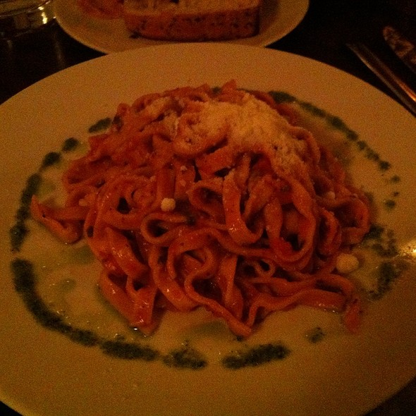 Fresina With Pan Roasted Tomato Sauce @ Iorio Restaurant