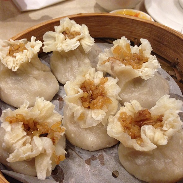 Pork sticky rice dim sum