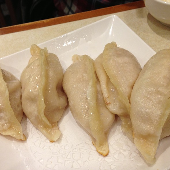 Pan-fried Shanghai Soup Dumpllings