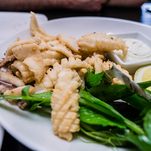 Fried Calamari @ The Botanical