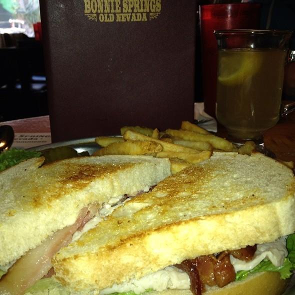 Rancher @ Bonnie Springs Ranch Restaurant