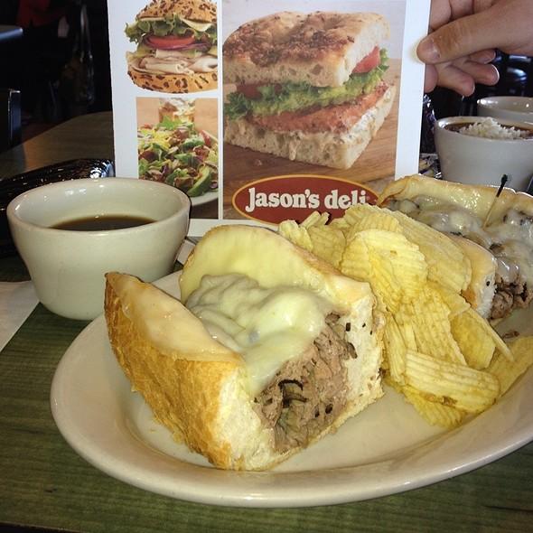 Roast Beef Sanwich @ Jason's Deli