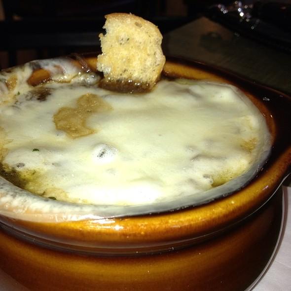 French Onion Soup @ Jason's Deli
