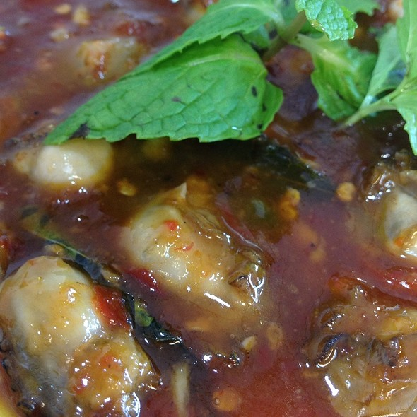 3 Taste Oysters @ Restoran Teow Chew Meng