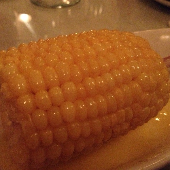 Buttered Corn - Harold And Belle's Creole Restaurant, Los Angeles, CA